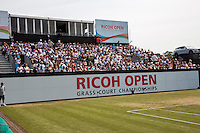 Den Bosch, Netherlands, 10 June, 2016, Tennis, Ricoh Open, Led boardng<br /> Photo: Henk Koster/tennisimages.com