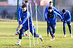 St Johnstone Training 17.02.21
