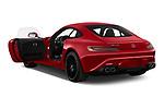 Car images of 2020 Mercedes Benz AMG-GT - 3 Door Coupe Doors