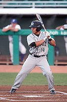 Kolten Wong #14 of the Hawaii Rainbows plays against the San Jose State Spartans in the Western Athletic Conference post-season tournament at Hohokam Stadium on May 26, 2011 in Mesa, Arizona. .Photo by:  Bill Mitchell/Four Seam Images.