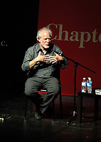 Toronto, ON - April 26, 2007 - Michael Ondaatje in a special appearance at the MacMillan Theatre on April 26th as he reads from and discusses his new novel Divisadero.  Critically acclaimed Canadian <br />