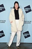 Margot Stilley<br /> arriving for the Skate at Somerset House 2017 opening, London<br /> <br /> <br /> ©Ash Knotek  D3351  14/11/2017