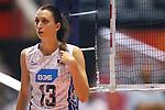 Startseva Evgeniya (RUS), AUGUST 27, 2015 - Volleyball : FIVB Women's World Cup 2015 1st Round between Russia 3-0 Kenya  in Tokyo, Japan. (Photo by Sho Tamura/AFLO SPORT)