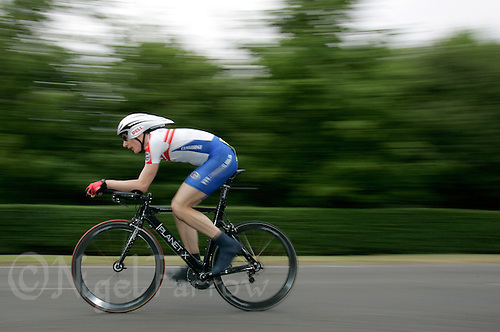 05 MAY 2007 - STETCHWORTH, UK - BUSA 25 Mile Time Trial Championships. (PHOTO (C) NIGEL FARROW)