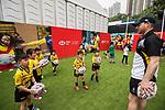 HSBC Sevens Village during the HSBC Hong Kong Rugby Sevens 2018 on 06 April 2018, in Hong Kong, Hong Kong. Photo by Yu Chun Christopher Wong / Power Sport Images