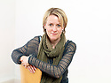 Jo Jo Moyes novelist,  jounalist and writer of novels The Ship of Brided, Me Before You. CREDIT Geraint Lewis