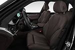 Front seat view of a 2018 BMW X5 xDrive40e 4WD 5 Door SUV front seat car photos