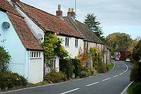 BNPS.co.uk (01202 558833)<br /> Pic: ZacharyCulpin/BNPS<br /> <br /> The picturesque village of Godmanstone.<br /> <br /> Motorists have hit out at a 'crazy' local council after it announced a 41 mile diversion around a 65ft stretch of roadworks.<br /> <br /> A small section of the A352 in Godmanstone, Dorset will be closed between Monday and Friday next week for work on a sewage system.<br /> <br /> Just over 65ft of the carriageway will be closed off by workmen but Dorset County Council have given an official diversion measuring an incredible 41 miles.
