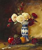 Malenda, FLOWERS, BLUMEN, FLORES, paintings+++++,USMT508,#f#, EVERYDAY ,oil paintings