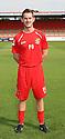 Stevenage physio Paul Dando<br />   Stevenage FC Team Photoshoot - Lamex Stadium, Stevenage - 16th July, 2013<br />  © Kevin Coleman 2013