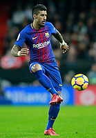 FC Barcelona's Paulinho Bezerra during La Liga match. November 26,2017.  *** Local Caption *** © pixathlon +++ tel. +49 - (040) - 22 63 02 60 - mail: info@pixathlon.de