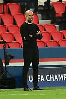 Pep Guardiola - entraineur (Man City) <br /> Paris  28/04/2021 <br /> Paris Saint Germain PSG - Manchester City  <br /> semifinal 1st leg<br /> Champions League 2020/2021<br /> Photo JB Autissier / Panoramic / Insidefoto <br /> Italy Only