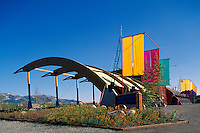 Whitehorse, YT, Yukon Territory, Canada - Visitor Information Centre