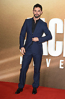 "Jean Bernard Fernandez Versini<br /> at the premiere of ""Jack Reacher: Never Go Back"" at the Cineworld Empire Leicester Square, London.<br /> <br /> <br /> ©Ash Knotek  D3185  20/10/2016"