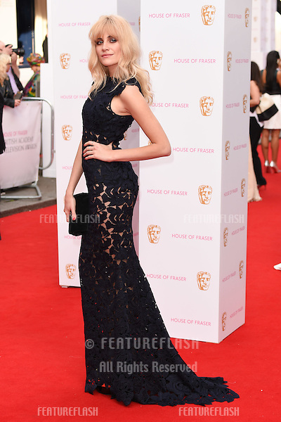 Pixie Lott<br /> arrives for the 2015 BAFTA TV Awards at the Theatre Royal, Drury Lane, London. 10/05/2015 Picture by: Steve Vas / Featureflash