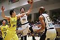 Basketball: 2017-18 B League B1: Sunrockers Shibuya 64-76 Tochigi Brex