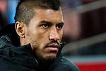 Jose Paulo Bezerra Maciel Junior, Paulinho, of FC Barcelona looks on prior to the Copa Del Rey 2017-18 Round of 16 (2nd leg) match between FC Barcelona and RC Celta de Vigo at Camp Nou on 11 January 2018 in Barcelona, Spain. Photo by Vicens Gimenez / Power Sport Images