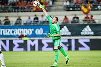 David Ospina of Colombia during the friendly match between Spain and Colombia at Nueva Condomina Stadium in Murcia, jun 07, 2017. Spain. (ALTERPHOTOS/Rodrigo Jimenez) (NortePhoto.com) (NortePhoto.com)