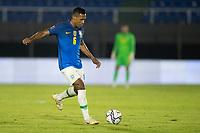 08th June 2021; Defensores del Chaco Stadium, Asuncion, Paraguay; World Cup football 2022 qualifiers; Paraguay versus Brazil;   Alex Sandro of Brazil