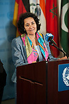 Special Representative for Children and Armed Conflict Briefs Media