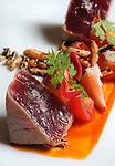 A dish of Restaurant Sant Pau, Tokyo.<br /> <br /> Un plat du restaurant Sant Pau, Tokyo.