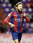 Levante UD's Jose Luis Morales celebrates goal during La Liga Second Division match. March 11,2017. (ALTERPHOTOS/Acero)