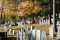 Sleepy Hollow Cemetery, Concord, MA, USA