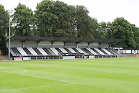 A general view of the ground before the Friendly match between Maidenhead United and Wycombe Wanderers at York Road, Maidenhead, England on 30 July 2016. Photo by Alan  Stanford PRiME Media Images.