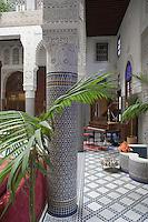 Afrique/Afrique du Nord/Maroc/Fèz: Riad Fez