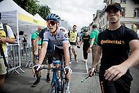 Matteo Trentin (ITA/Mitchelton-Scott) wins the combativety award of the day<br /> <br /> Stage 12: Toulouse to Bagnères-de-Bigorre(202km)<br /> 106th Tour de France 2019 (2.UWT)<br /> <br /> ©kramon