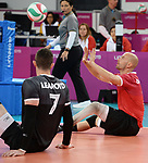 Mikael Bartholdy, Doug Learoyd, Lima 2019 - Sitting Volleyball // Volleyball assis.<br />