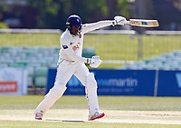Daniel Bell-Drummond bats for Kent during Kent CCC vs Lancashire CCC, LV Insurance County Championship Group 3 Cricket at The Spitfire Ground on 24th April 2021