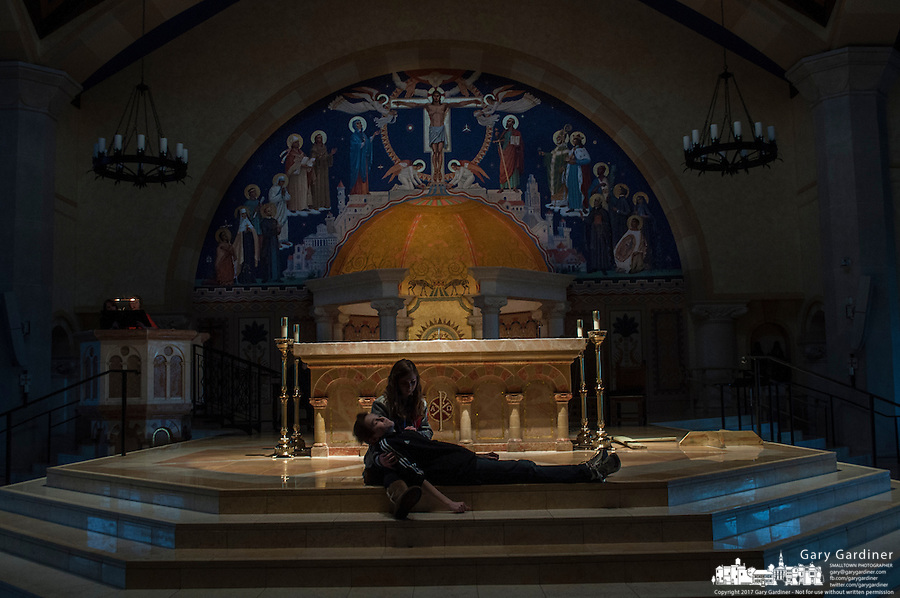40 Days of Lent at St. Paul the Apostle Catholic Church in Westerville OH photo project by Gary Gardiner
