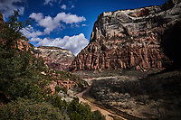 Zion National Park in Utah, USA