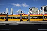 Varsavia, metropolitana e grattacieli della città nuova