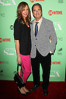 """NORTH HOLLYWOOD, CA, USA - APRIL 29: Allison Janney, Beau Bridges at Showtime's """"Masters Of Sex"""" Special Screening And Panel Discussion held at the Leonard H. Goldenson Theatre on April 29, 2014 in North Hollywood, California, United States. (Photo by Celebrity Monitor)"""