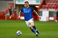 Lewis Alessandra of Carlisle United during Crawley Town vs Carlisle United, Sky Bet EFL League 2 Football at Broadfield Stadium on 21st November 2020
