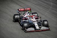 2nd May 2021; Algarve International Circuit, in Portimao, Portugal; F1 Grand Prix of Portugal, Race Day;  99 GIOVINAZZI Antonio (ita), Alfa Romeo Racing ORLEN C41