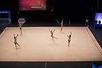 British Gymnastics Championships 2017<br /> Llanelli Academy<br /> Liverpool Echo Arena<br /> 30.07.17<br /> ©Steve Pope - Sportingwales