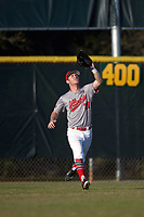 Illinois State Redbirds center fielder Sean Beesley (29) during a game against the Ohio State Buckeyes on March 5, 2016 at North Charlotte Regional Park in Port Charlotte, Florida.  Illinois State defeated Ohio State 5-4.  (Mike Janes/Four Seam Images)