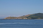 Cattle Pass, light house, Cattle Point, San Juan Islands, Strait of Juan de Fuca, Salish Sea, Washington State, Pacific Northwest, USA, United States,