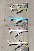 Airbus A380: EUROPA, DEUTSCHLAND, HAMBURG,  (EUROPE, GERMANY),09.06.2013: Airbus A380 zur Auslieferung in Hamburg Finkenwerder
