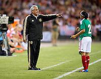 Leonardo Cuellar. The USWNT defeated Mexico, 7-0, during an international friendly at RFK Stadium in Washington, DC.  The USWNT defeated Mexico, 7-0.