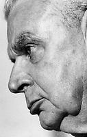 john Diefenbaker<br /> <br /> Photo : Boris Spremo - Toronto Star archives - AQP