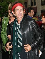 "KEITH RICHARDS 2002<br /> PREMIERE OF ""HOLLYWOOD ENDING"" AT THE CHELSEA WEST THEATRE IN NEW YORK CITY<br /> Photo By John Barrett/PHOTOlink"