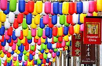 SEP 16 New Rainbow Lanterns in Chinatown