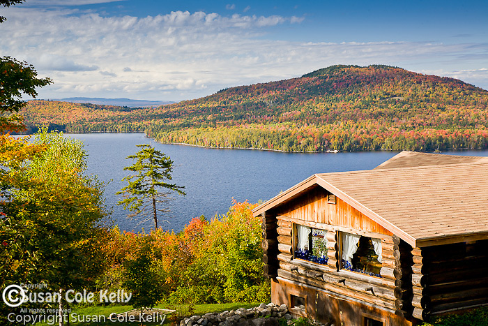 Overlooking Moosehead Lake, Greenville, ME