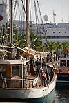 Puerto de Cartagena.