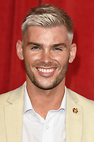 Kieron Richardson<br /> arriving for The British Soap Awards 2019 at the Lowry Theatre, Manchester<br /> <br /> ©Ash Knotek  D3505  01/06/2019