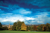 Glasgow from Queen's Park, Glasgow